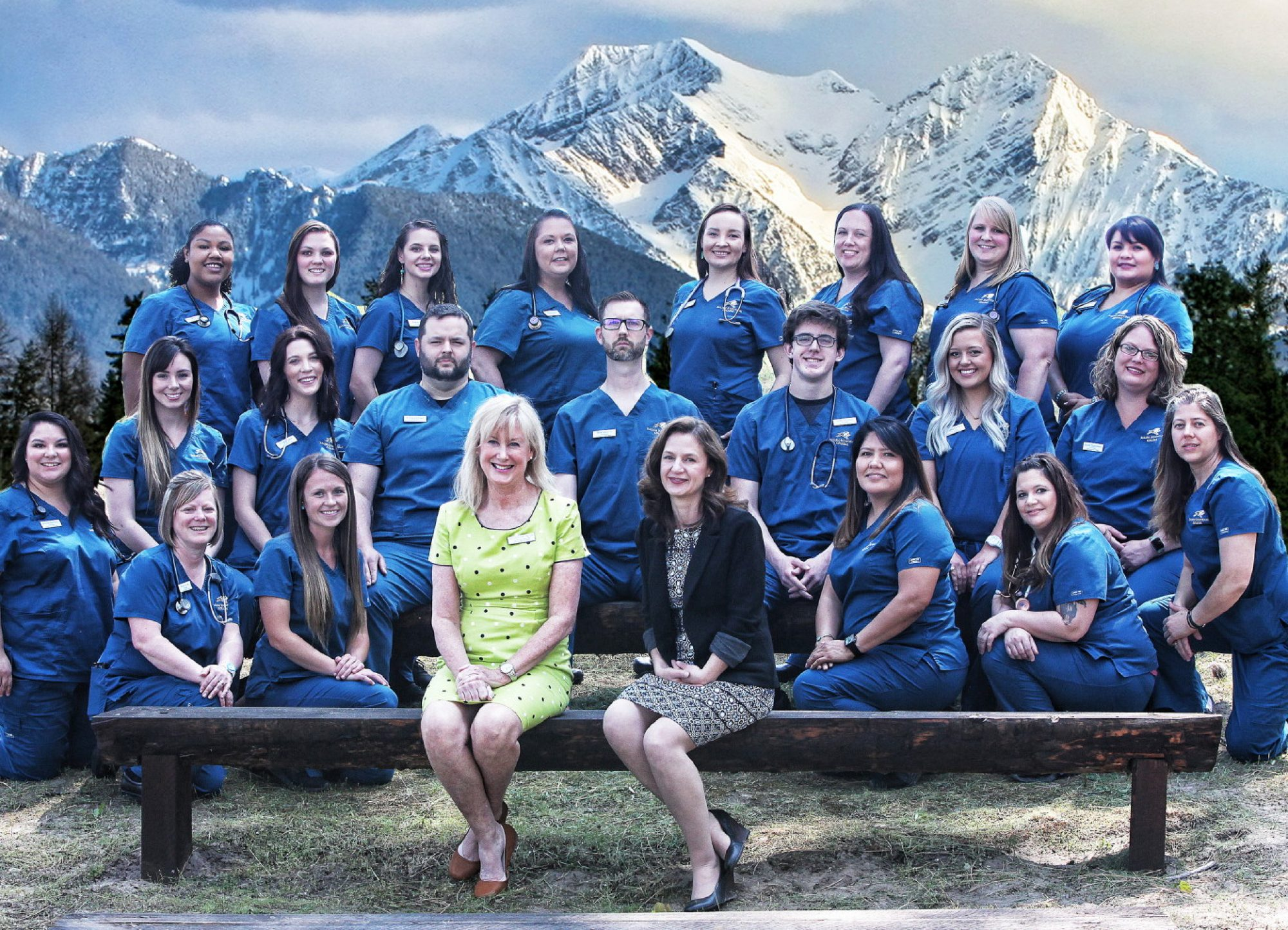 Salish Kootenai College Nursing Department